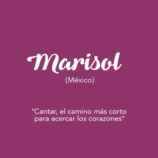Marisol Frase Voxalba